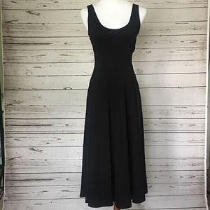 Leith Stretch Knit Midi Dress, NWT, Size XS
